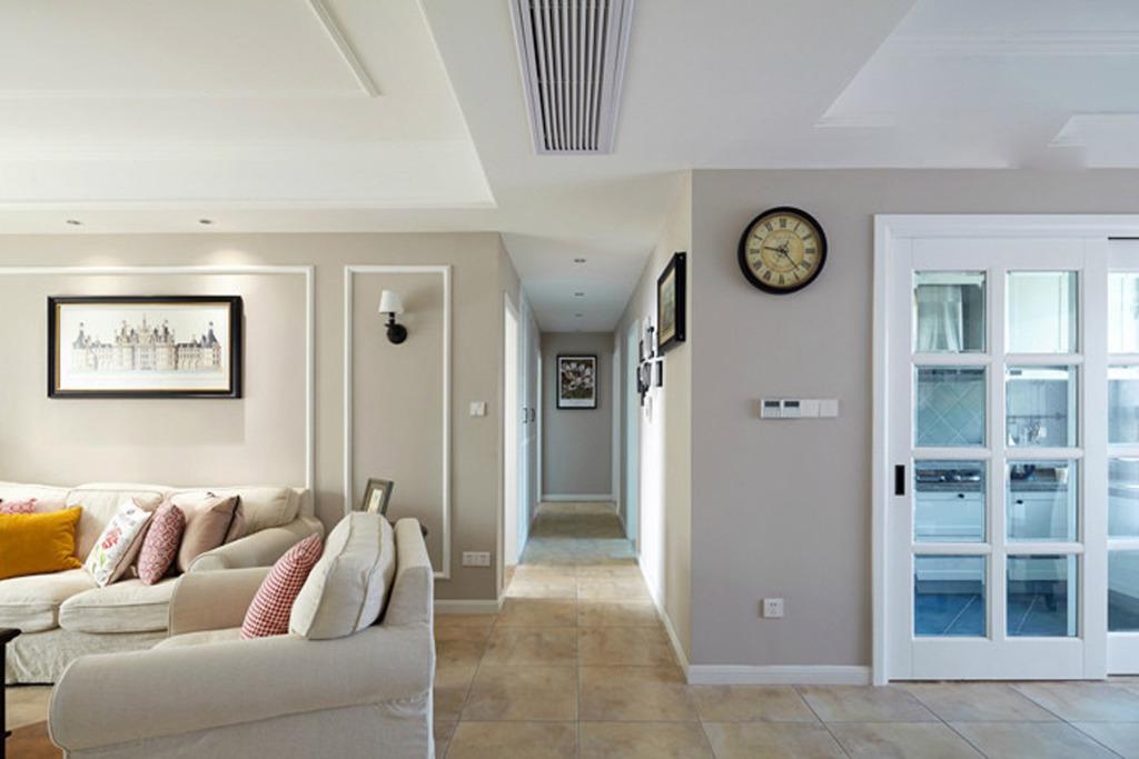 崇州客厅装修设计有什么要点和注意事项介绍图片